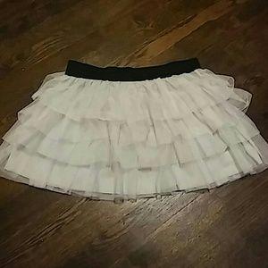 Dresses & Skirts - Frilly tutu mini skirt